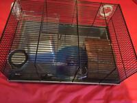 Hamster Cage Small/Medium