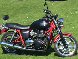 2013 Triumph Bonneville se rare only 100 made