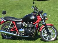 2013 Triumph Bonneville se rare only 100 made