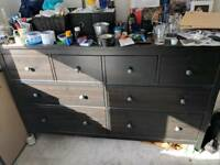 Hemnes 8 chested drawer