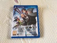 PS VITA Tokyo Xanadu (Used) Collect Only