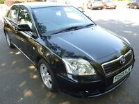 Toyota Avensis 1.8 VVT-i T3-X 5dr Full Service History and 1 Previous owner