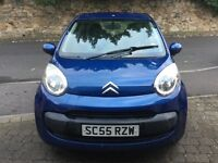 CITROEN C1 2006 1.0L 5-door Rhythm (Manual) £1300 ono
