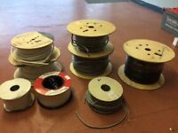 VARIOUS ELECTRICAL CABLE