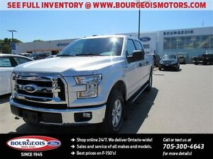 2016 Ford F-150 *FORD EMPLOYEE PRICING!*XLT 4X4 REAR VIEW CAMERA