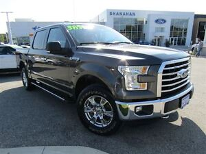 2016 Ford F-150 XLT   LEATHER   BACK-UP CAM  