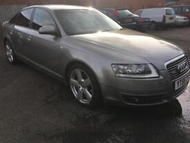 Audi A6 S line 55 plate Lowe milage