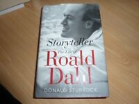 Donald Sturrock - StoryTeller; The Life of Roald Dahl