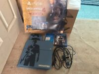Uncharted Limited Edition PS4