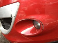 Smart repairs bumper scuff repairs car repairs