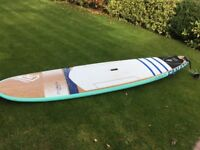 Stand up paddle board SUP. Fanatic stylemaster