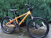 """Child's Mountain Bike. Genesis Core 26.3 24"""" wheels. Suit 8-12 year old. Great condition"""