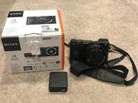 Sony A6000 Kit. Mint condition only 500 Actuations
