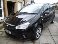 Ford C-Max 2007 1.6 TDCi Zetec Manual. (Facelift Model)