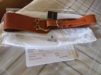 House of Bruar Ladies Stirrup/Buckle Belt (XL) Brand New/Unworn