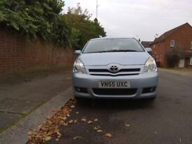 TOYOTA COROLLA VERSO DIESEL 7 SEATER EXCELLENT CONDITION