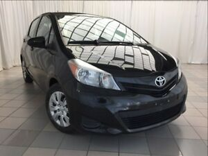 2014 Toyota Yaris LE: 1 Owner, Damage Free.