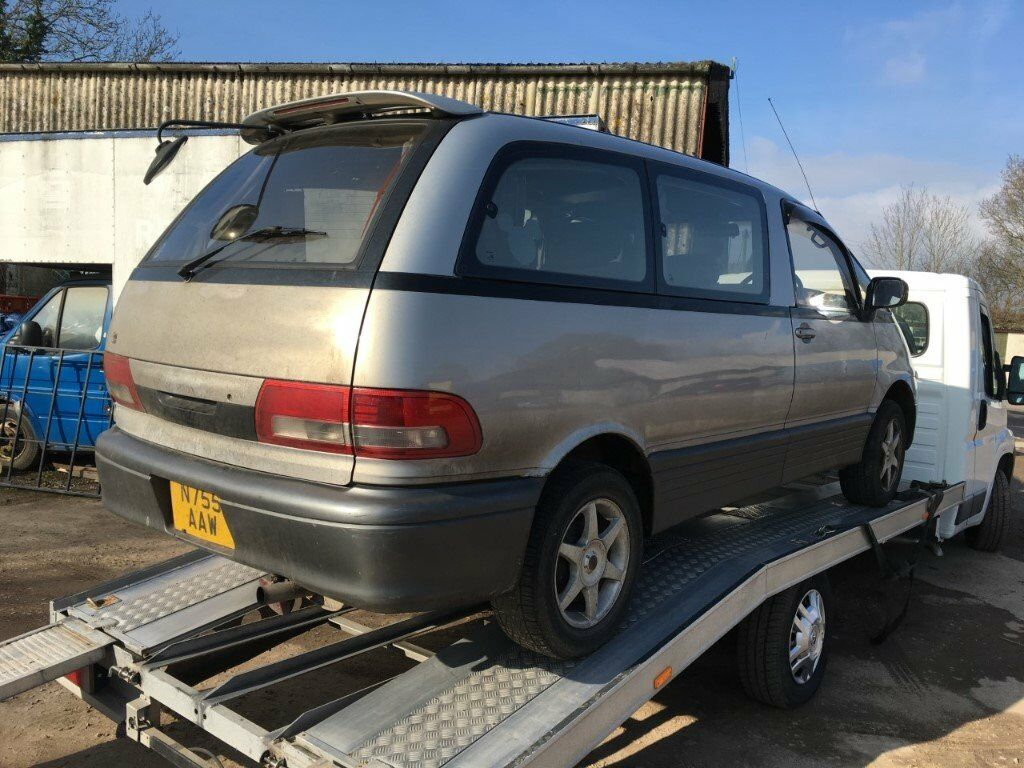 Toyota Lucida Estima Previa 2 2 Diesel Breaking Parts Or Whole Car 250 In Yate Bristol Gumtree