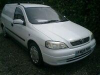 Vauxhall Astra Duel Fuel Van