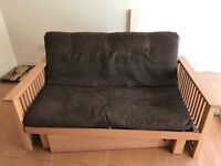Double futon / sofabed
