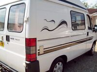 Wanted motor home,campervan possibly caravan, any age model mileage or condit