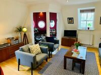 Very Charming 2 Bed Flat By Columbia Road