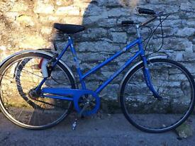 SERVICED 1980s TOWN BIKE - FREE DELIVERY TO OXFORD!