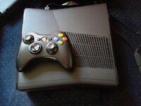 Xbox 360 Slim Console Kinect Bundle (250GB) Black