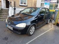 Vauxhall Corsa 1.2 petrol with 12 months MOT!!!!!