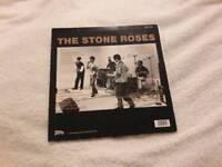 Stone roses album on vinyl
