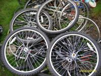 parts or whole bike anything you want PUMP,LOCKS CHAIN BREAK WHEEL TYRE LIGHTS HELMETS FRAME ETC