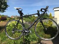 Planet X Superlight pro carbon road bike. SOLD