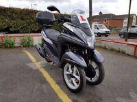 Yahama tricity 125cc moped