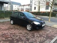 Volkswagen Polo Automatic 2008 Fresh 1 Year Mot and Low Mileage IMmaculate Condition