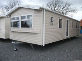 Brand new static caravan for sale/East Coast/entertainment/2.3k site fees/