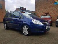 2008 Vauxhall Zafira Life 1.9 CDTI - 7 Seater - 3 Months Warranty
