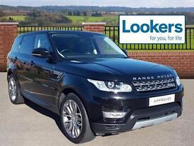 Land Rover Range Rover Sport SDV6 HSE (black) 2015-03-06