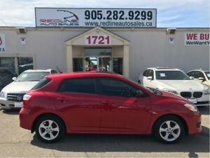 2013 Toyota Matrix Sunroof, Alloys, WE APPROVE ALL CREDIT
