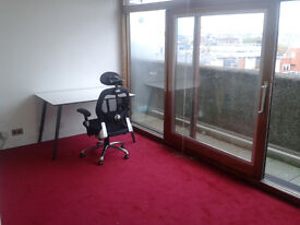 STUDIO FLAT TO RENT, BARBICAN, CENTRAL LONDON, 6TH FLOOR, 2 MINS FROM TUBE, NO AGENCY FEES