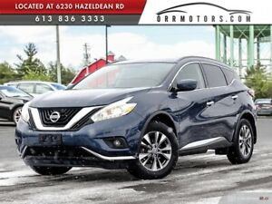 2017 Nissan Murano SV NO ACCIDENTS | AWD | REVERSE CAM | SUNR...