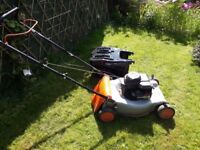Flymo Quicksilver 465 petrol lawnmower
