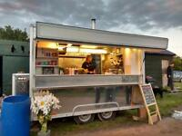 Pitch for catering trailer sought