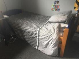 Boys single bed Blue