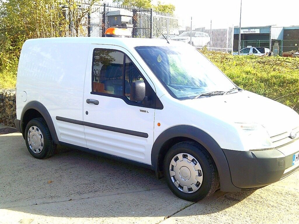 FORD TRANSIT CONNECT T220 L90