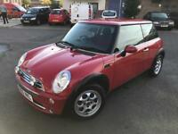 Mini one 2005.1,6 petrol ,service history , new mot