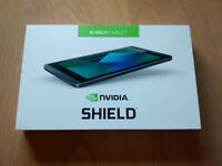 Brand New Sealed Nvidia Shield K1 Android Tablet - High Spec Gaming Orientated 4K Output