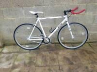 Single speed fixie flip flop bike bicycle