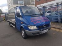 Mercedes Sprinter 316 recovery
