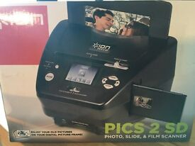 PICS to SD Photo, Slide and Film Scanner