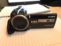 Sony HD Handycam HDRXR520V